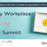 Charity Workplace Wellbeing Virtual Summit